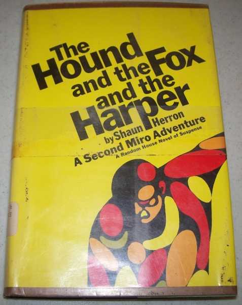 The Hound and the Fox and the Harper: A Second Miro Adventure, Herron, Shaun