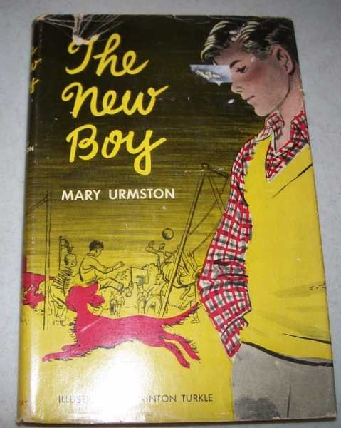 The New Boy, Urmston, Mary