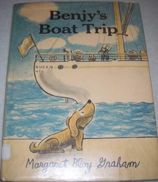 Benjy's Boat Trip, Graham, Margaret Bloy