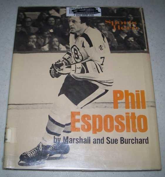 Phil Esposito (Sports Hero series), Burchard, Marshall and Sue