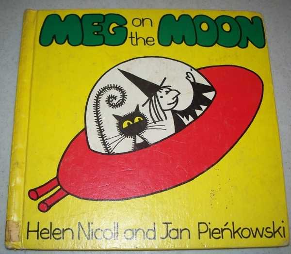 Meg on the Moon, Nicoll, Helen and Pienkowski, Jan