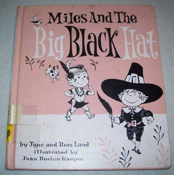 Miles and the Big Black Hat, Land, Jane and Ross