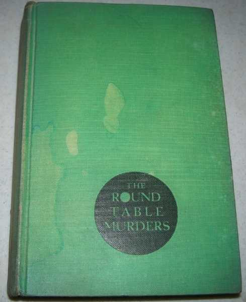 The Round Table Murders, Baron, Peter