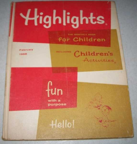 Highlights for Children Magazine, Volume 23, Number 2, February 1968, N/A