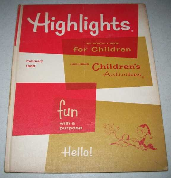 Highlights for Children Magazine, Volume 24, Number 2, February 1969, N/A