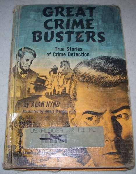 Great Crime Busters, Hynd, Alan