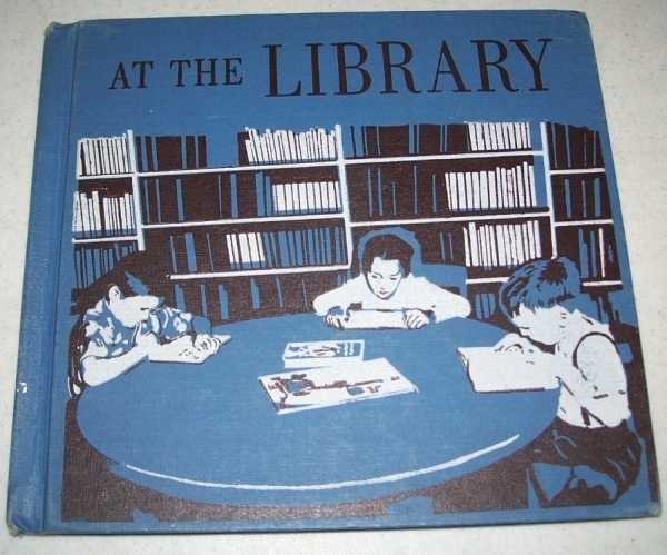 At the Library, Colonius, Lillian and Schroeder, Glenn W.