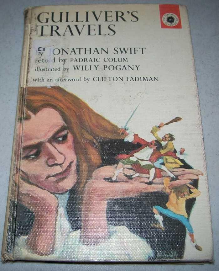 Gulliver's Travels, Swift, Jonathan; Colum, Padraic (retold)