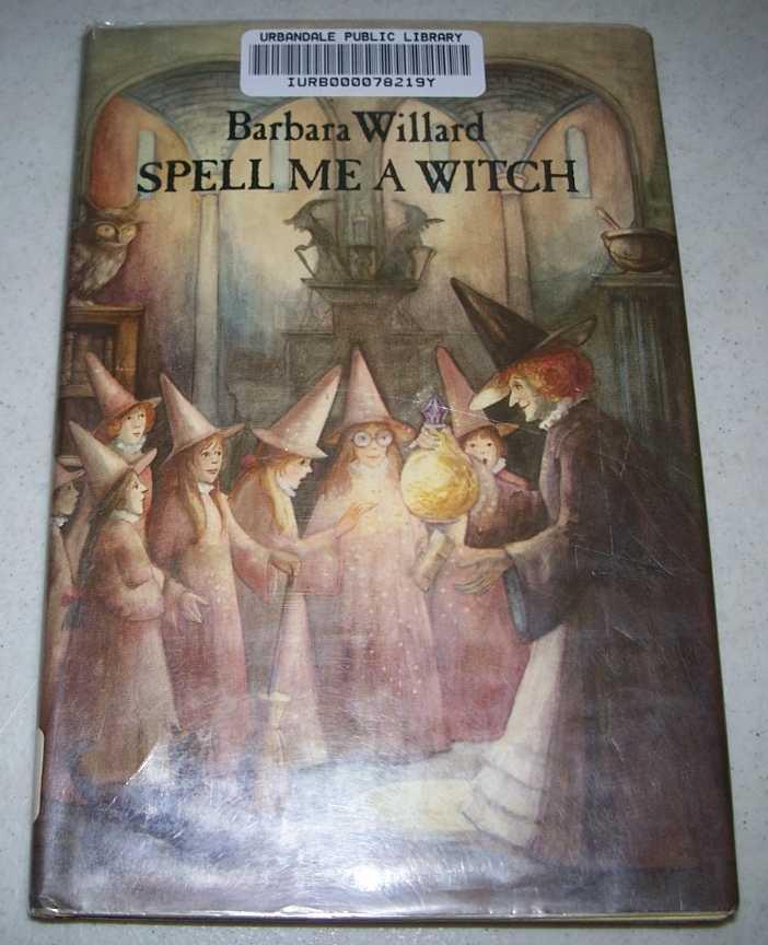 Spell Me a Witch, Willard, Barbara