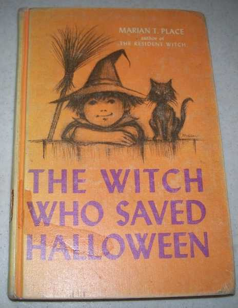 The Witch Who Saved Halloween, Place, Marian T.