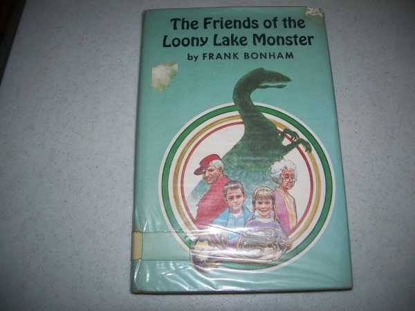 The Friends of the Loony Lake Monster, Bonham, Frank