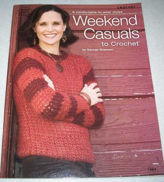 Weekend Casuals to Crochet: 6 Comfortable to Wear Styles, Shaheen, George