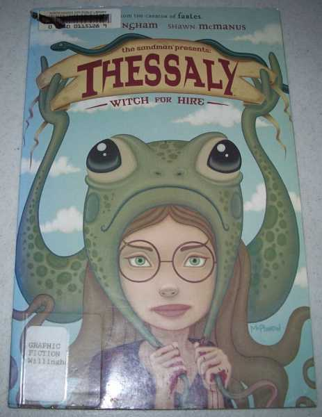 The Sandman Presents: Thessaly, Witch for Hire, Willingham, Bill