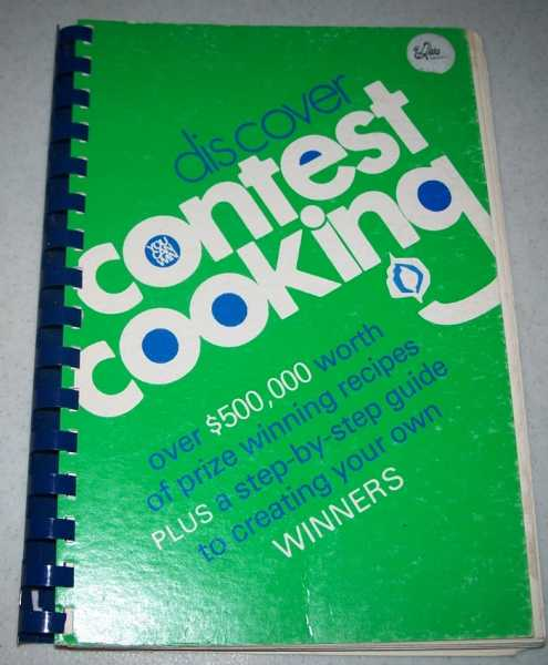 Discover Contest Cooking, Sanderson, Jean