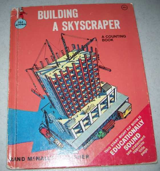 Building a Skyscraper: A Counting Book (Elf Books), Kozak, Louise Lawrence