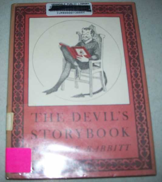 The Devil's Storybook: Stories and Pictures, Babbitt, Natalie