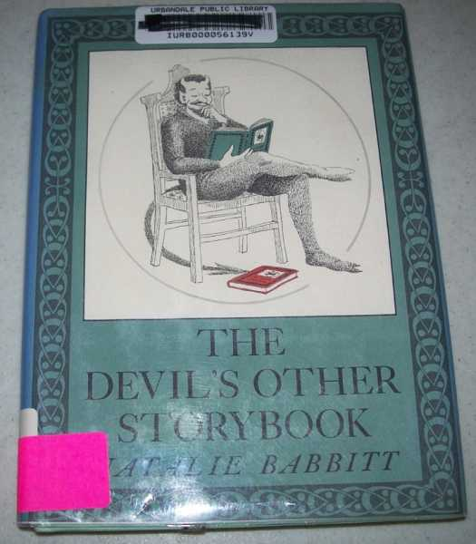 The Devil's Other Storybook: Stories and Pictures, Babbitt, Natalie