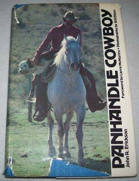 Panhandle Cowboy, Erickson, John R.