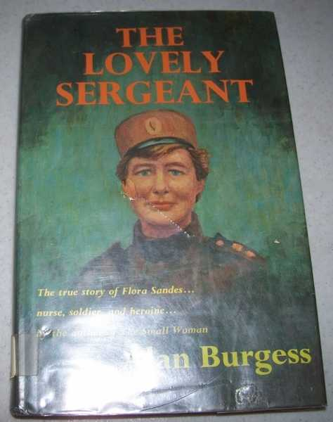 The Lovely Sergeant, Burgess, Alan
