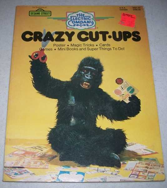 Crazy Cut-Ups (The Electric Company), The Electric Company Magazine