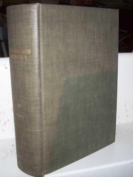 Theatre Arts (Magazine) Volume XXVII, January-December 1943 Bound in One Volume, N/A