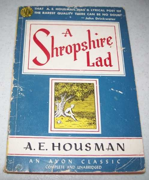 A Shropshire Lad, Housman, A.E.
