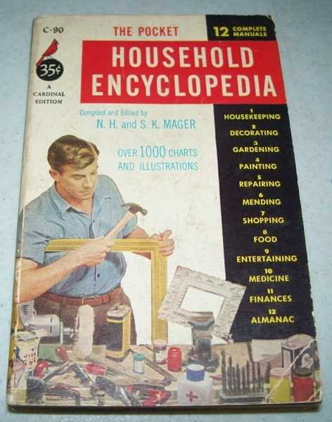 The Pocket Household Encyclopedia, Mager, N.H. and S.K.