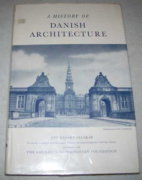A History of Danish Architecture, Faber, Tobias