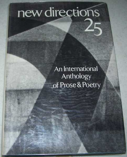 New Directions in Prose and Poetry 25, Laughlin, J. (ed.)