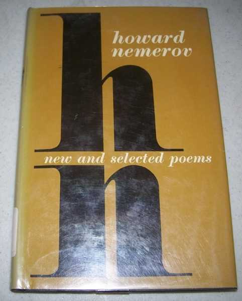 New and Selected Poems, Nemerov, Howard
