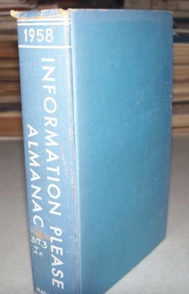 Information Please Almanac 1958, Kieran, John (ed.)