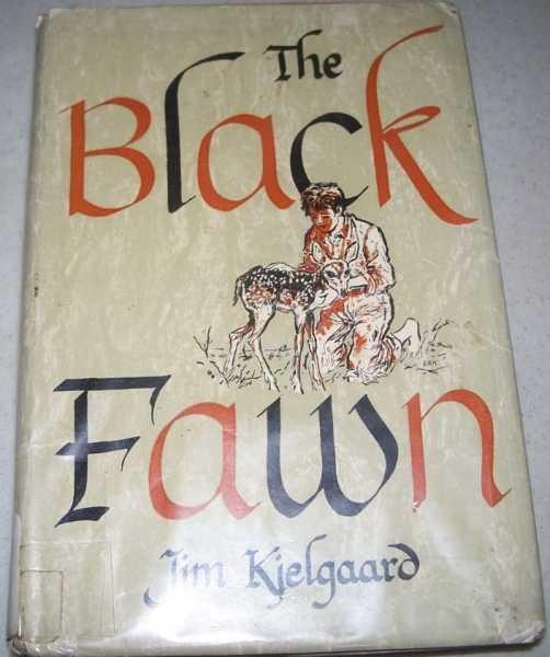 The Black Fawn, Kjelgaard, Jim