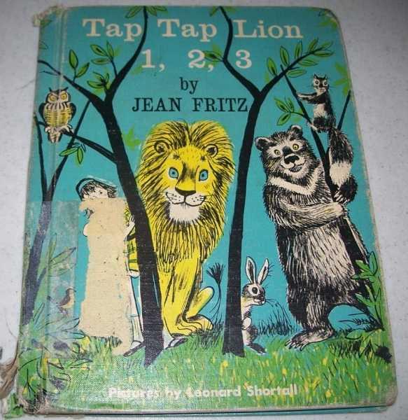 Tap, Tap, Lion-1,2,3, Fritz, Jean