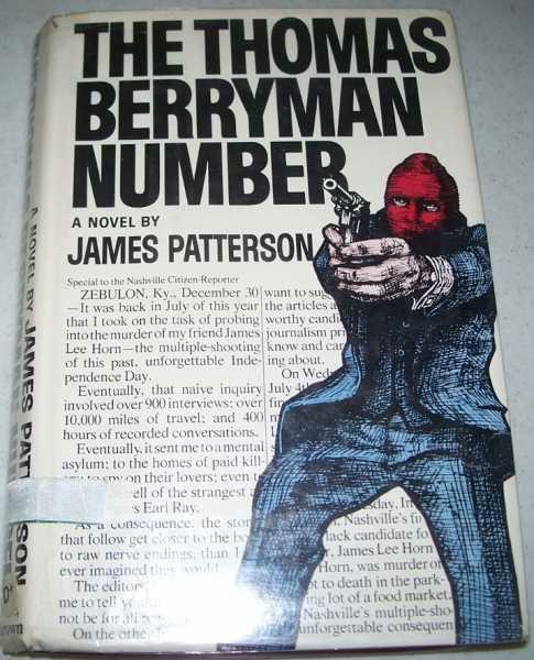The Thomas Berryman Number: A Novel, Patterson, James