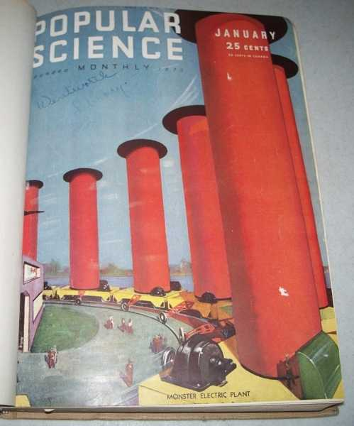 Popular Science Monthly Volume 120, January-June 1932 Bound in One Volume, N/A