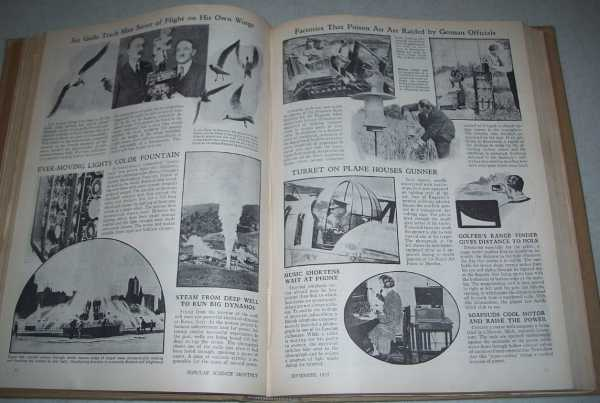 Popular Science Monthly Volume 121, July-December 1932 Bound in One Volume, N/A
