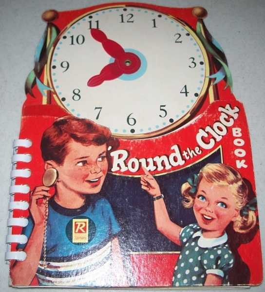 'Round the Clock Book, Brody, Virginia