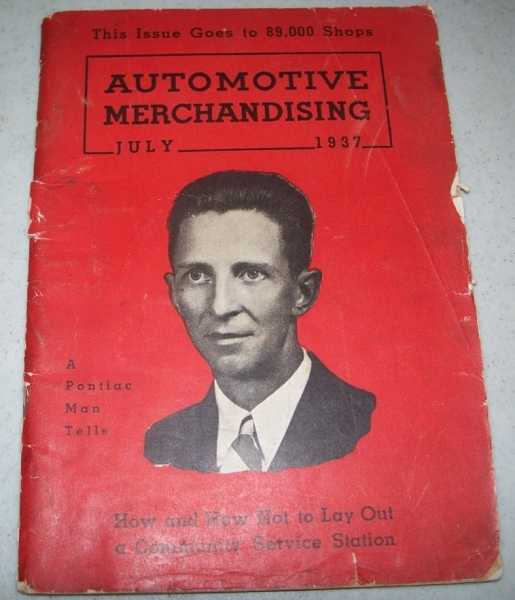 Automotive Merchandising July 1937, N/A