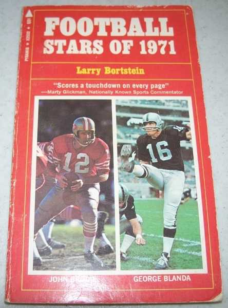 Football Stars of 1971, Bortstein, Larry