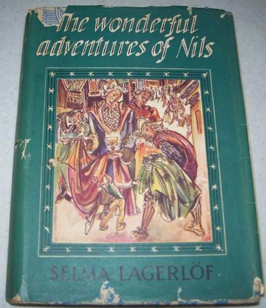 The Wonderful Adventures of Nils, Lagerlof, Selma