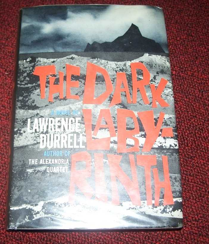 The Dark Labyrinth: A Novel, Durrell, Lawrence