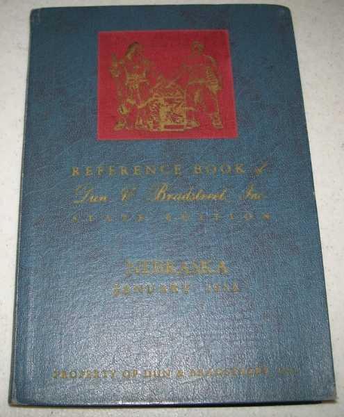 Reference Book of Dun & Bradstreet Inc., January 1952, Nebraska State  Edition, N/A