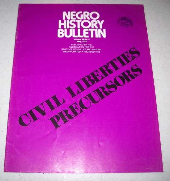 Negro History Bulletin Volume 36, No. 5, May 1973, N/A