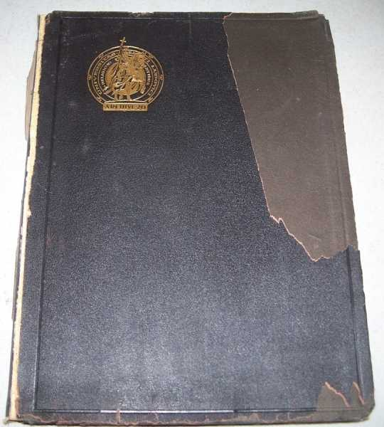The Archive: Saint Louis University 1920 Yearbook, N/A