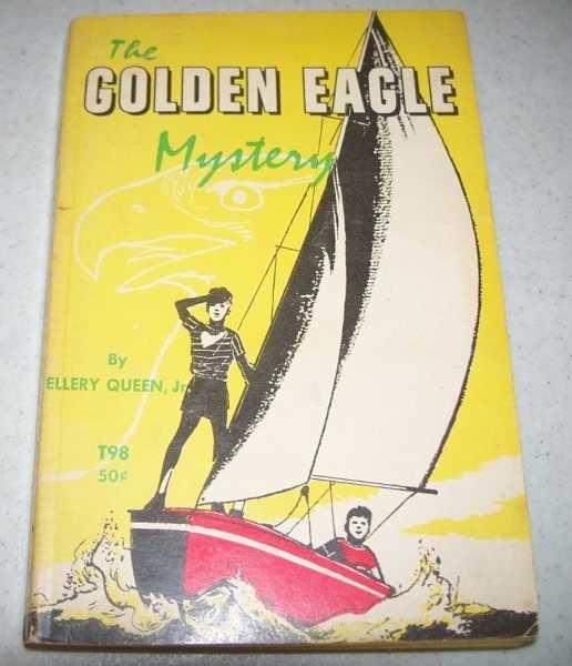 The Golden Eagle Mystery, Queen, Ellery jr.