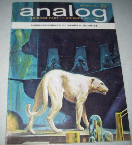 Analog Science Fact/Science Fiction Magazine May 1964, N/A