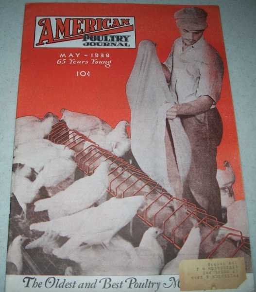 American Poultry Journal May 1939, N/A