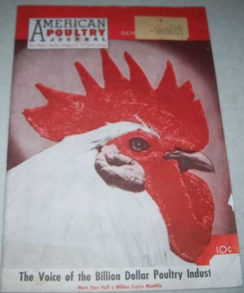 American Poultry Journal October 1940, N/A