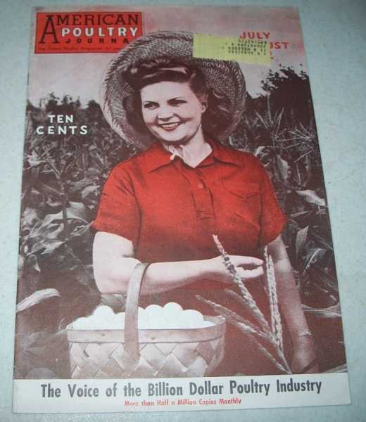 American Poultry Journal July-August 1942, N/A