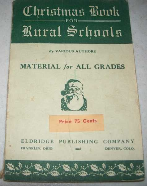 Christmas Book for Rural Schools, Various